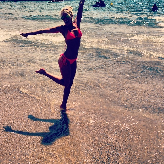 Alexandra Larsson Feet