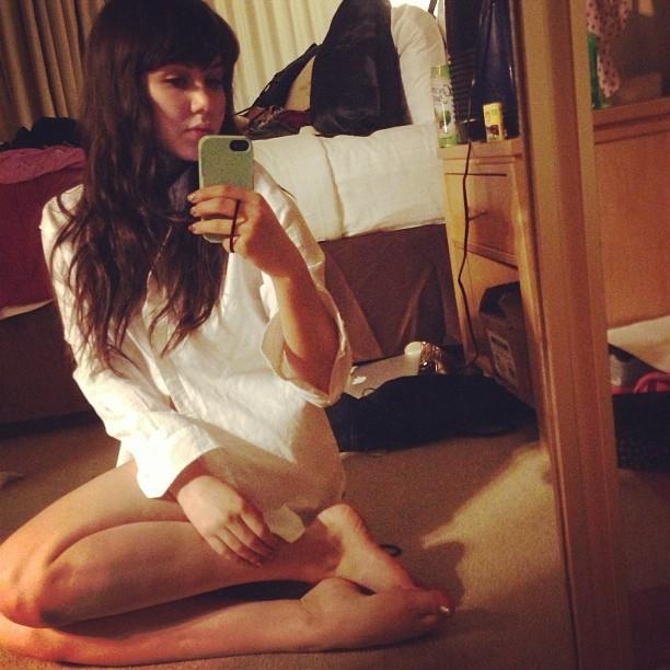 Claire Sinclair Feet