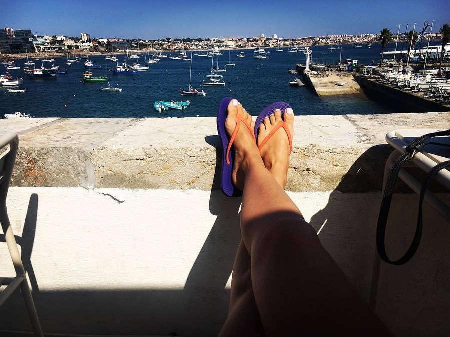 Sonia Esguiera Feet