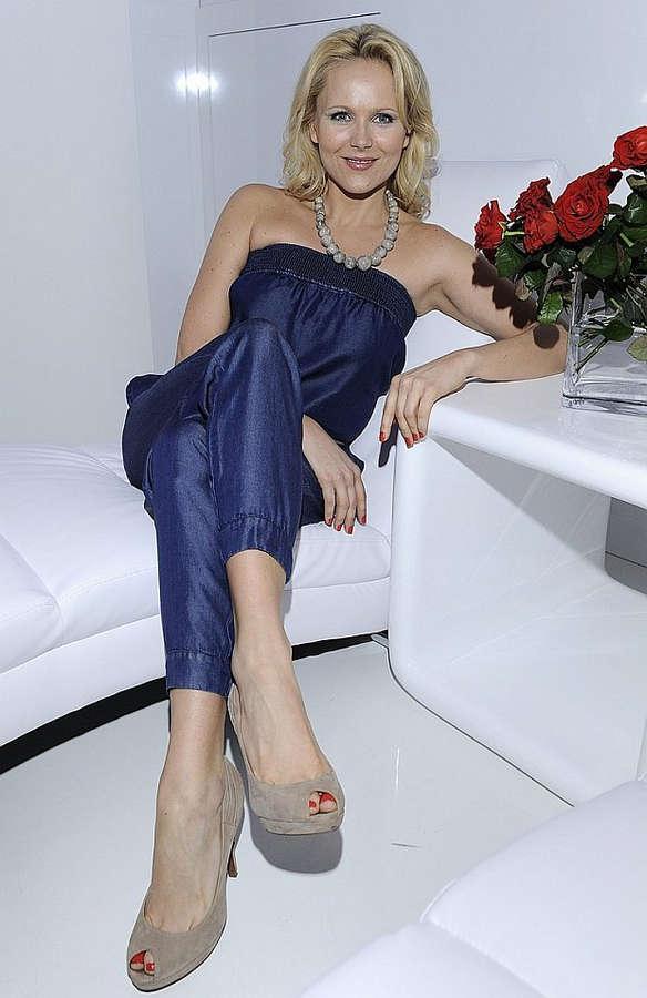 Anna Samusionek Feet