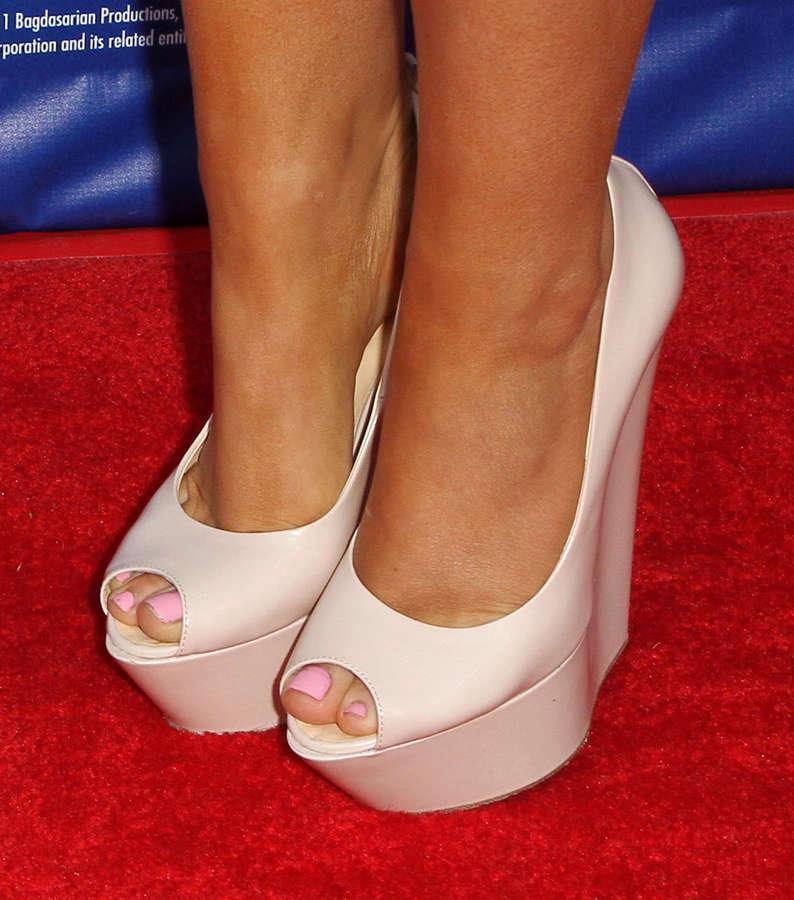 Ariana Grande Feet