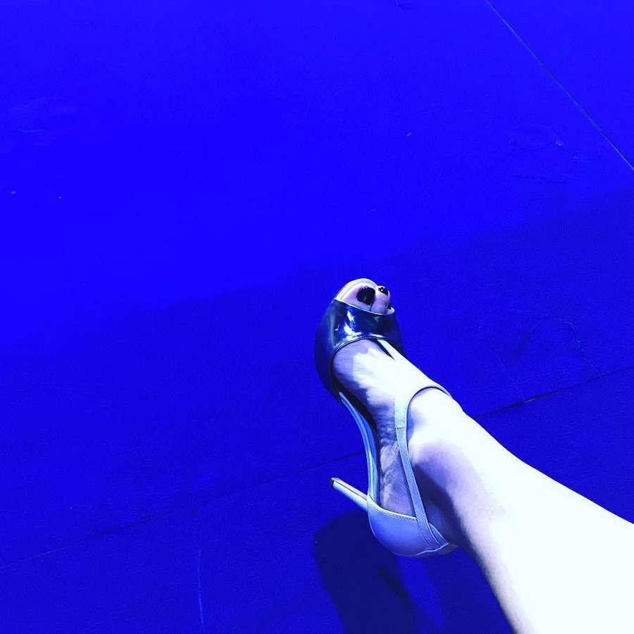 Magdalena Cielecka Feet