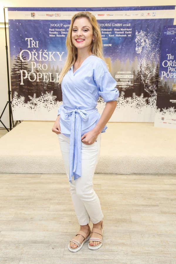 Nikola Duricova Feet