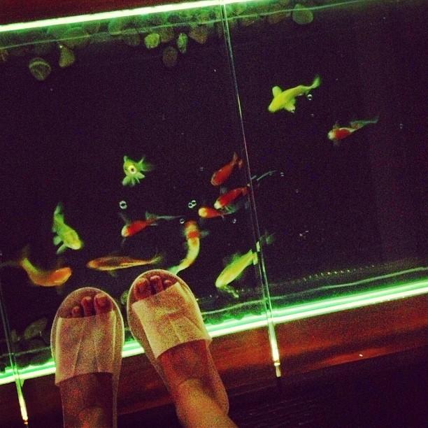 Olivia Wells Feet