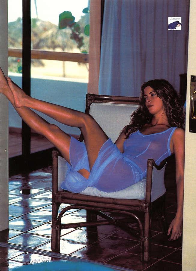 Sofia Mazagatos Feet