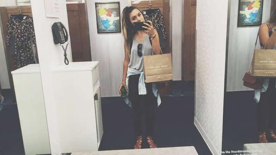 Kristen McAtee Feet