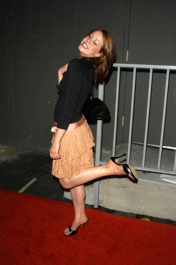 Lynsey Bartilson Feet