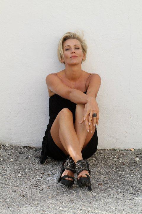 Alexandra Rietz Feet