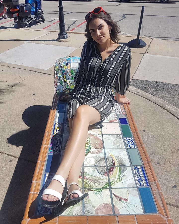 Alicia Atout Feet