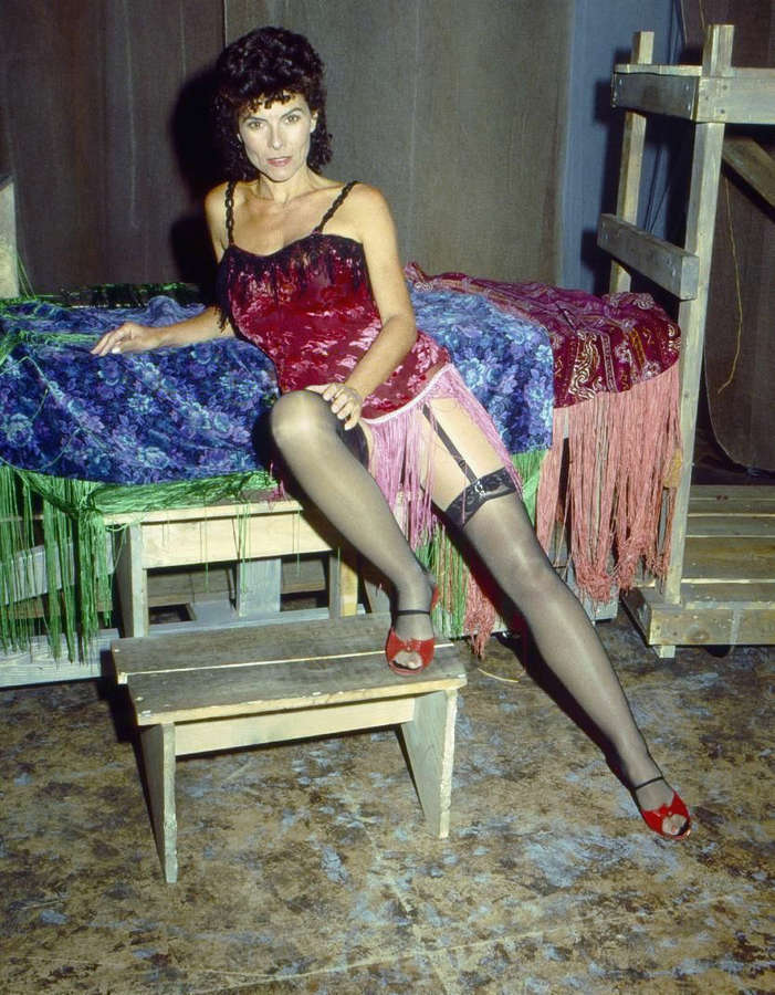 Adrienne Barbeau Feet