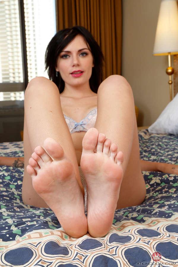 Alexis Blaze Feet