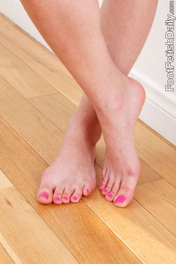 Alice March Feet