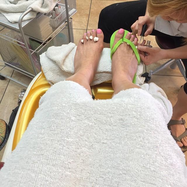 Jasmine Mendez Feet