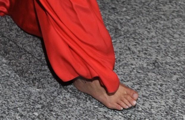 Kayah Feet