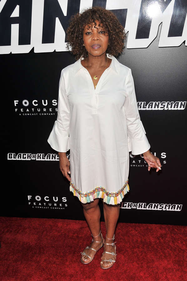Alfre Woodard Feet