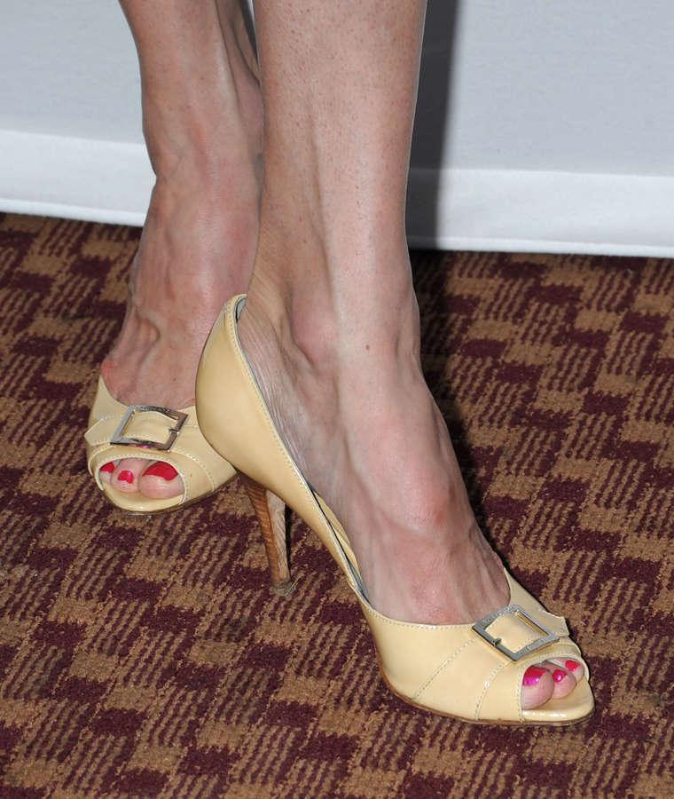 Brenda Strong Feet