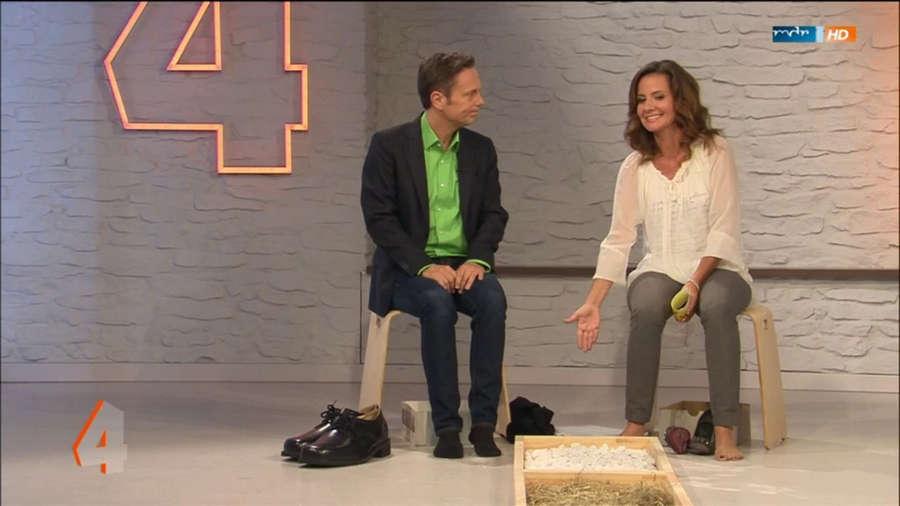 Katrin Huss Feet