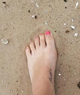 Shannon Formas Feet