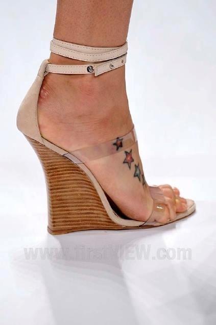 Barbara Fialho Feet