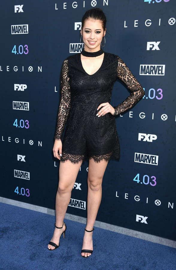 Amber Midthunder Feet