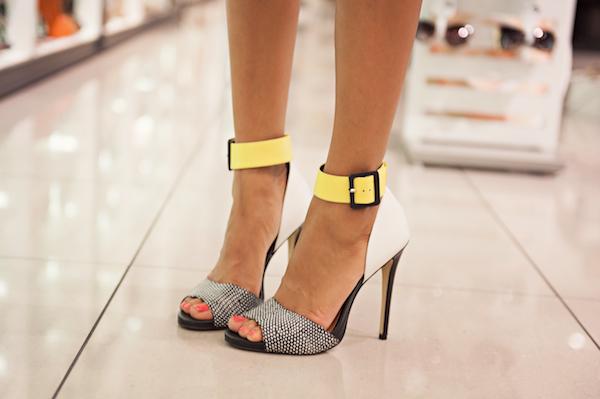 Grasie Mercedes Feet