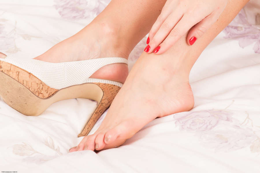 Michelle Hush Feet
