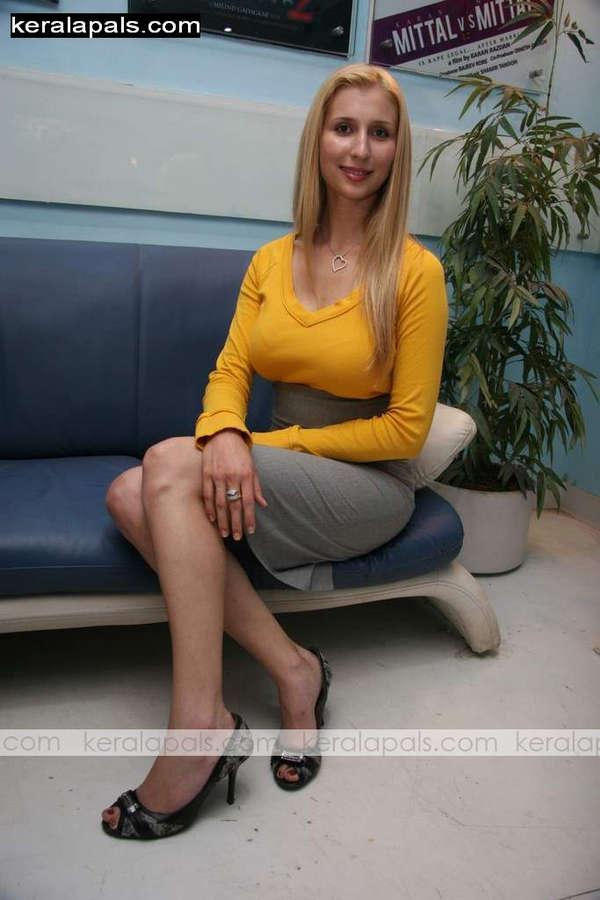 Claudia Ciesla Feet