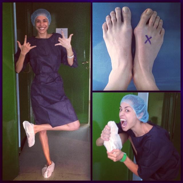 Marianna Di Martino Feet