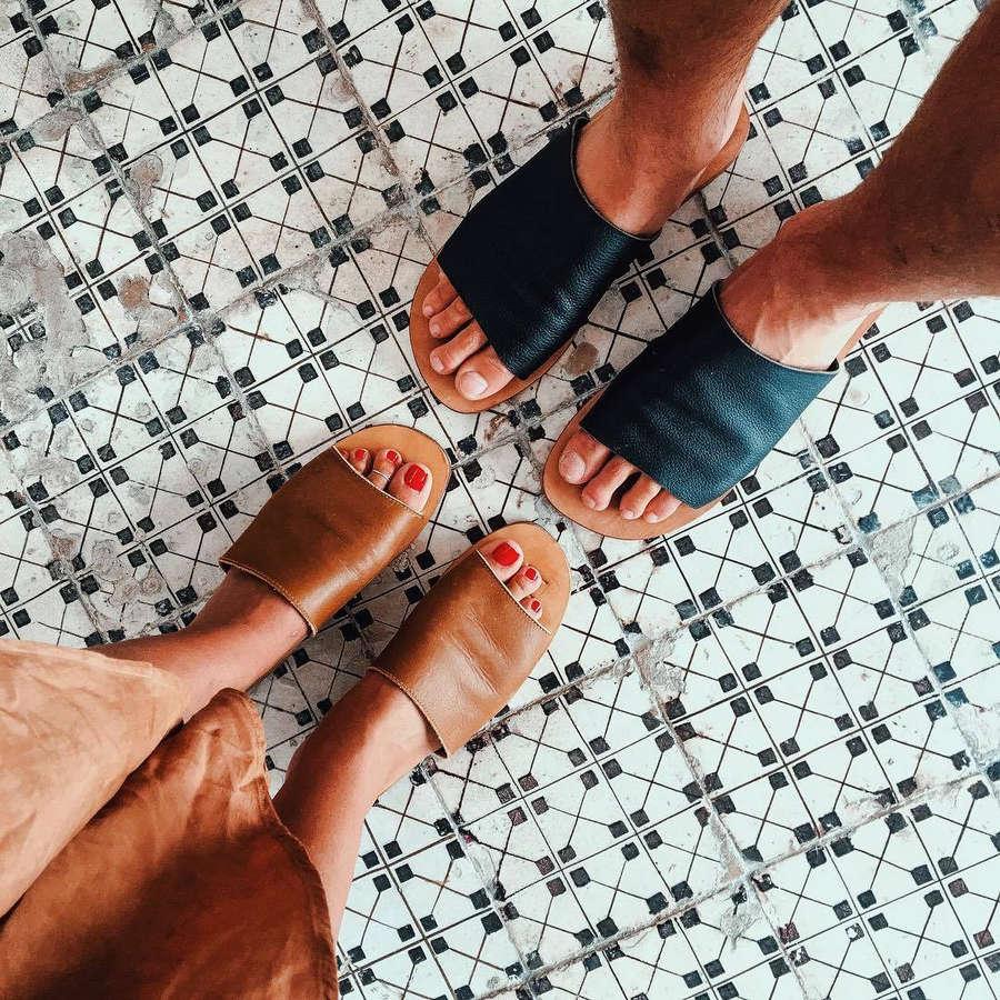 Jamie Kidd Feet