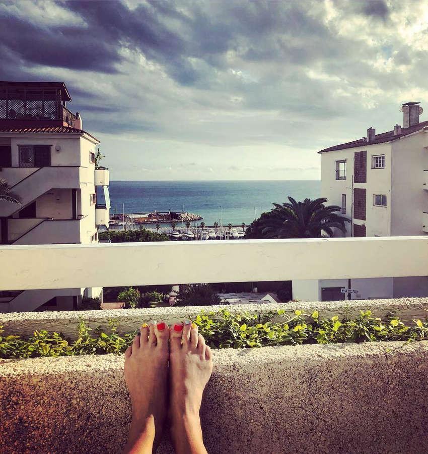 Kristina Klebe Feet