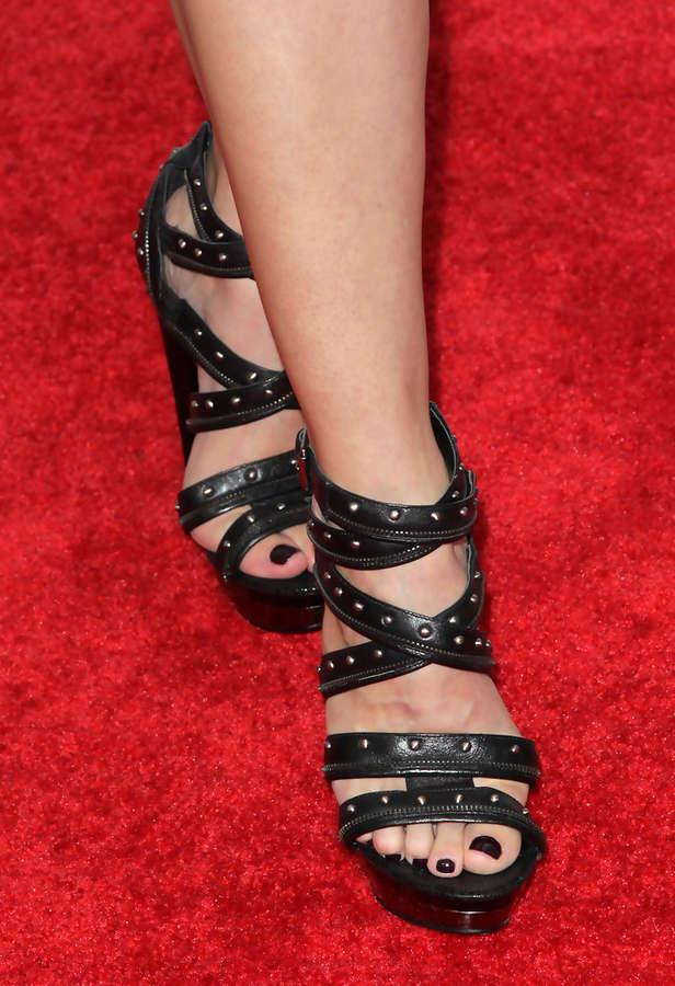 Sarah Burns Feet