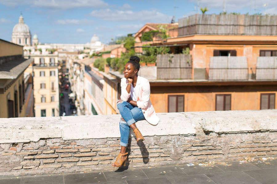 Tianna Bartoletta Feet