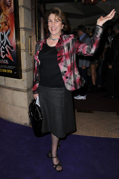 Edwina Currie Feet