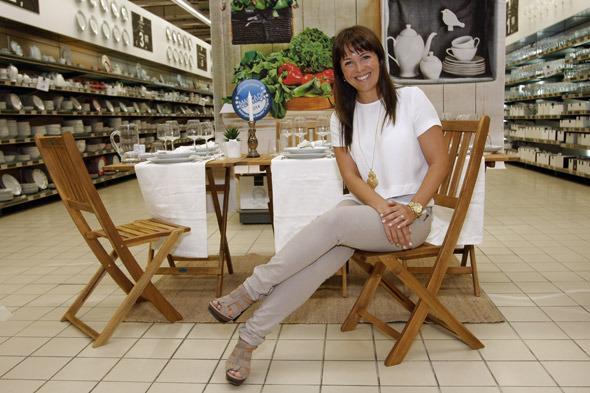 Tania Ribas De Oliveira Feet