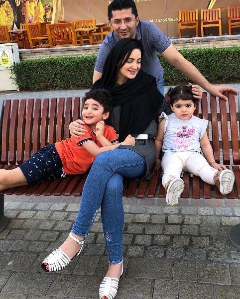 Shila Khodadad Feet