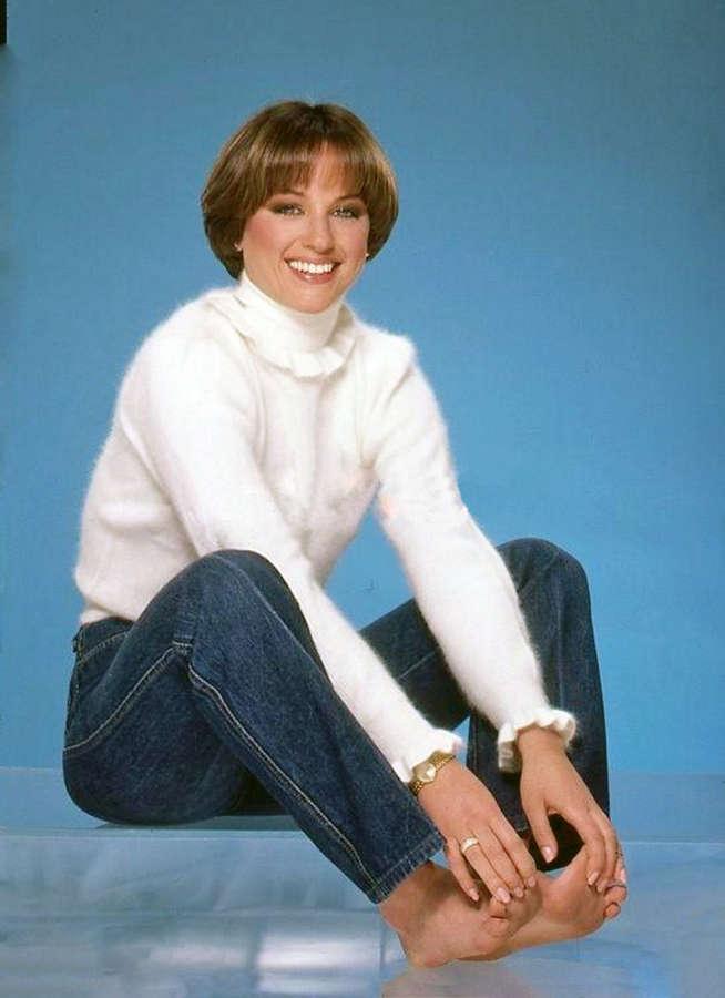 Dorothy Hamill Feet