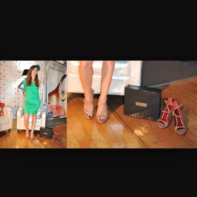 Sarah Maestri Feet