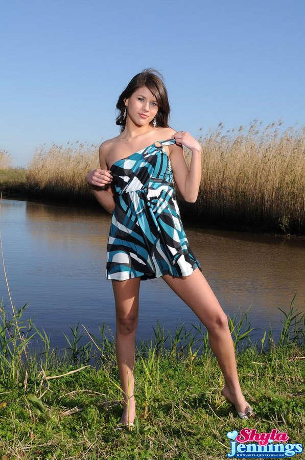 Shyla Jennings Feet