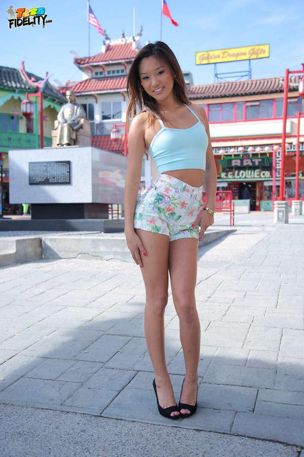 Alina Li Feet