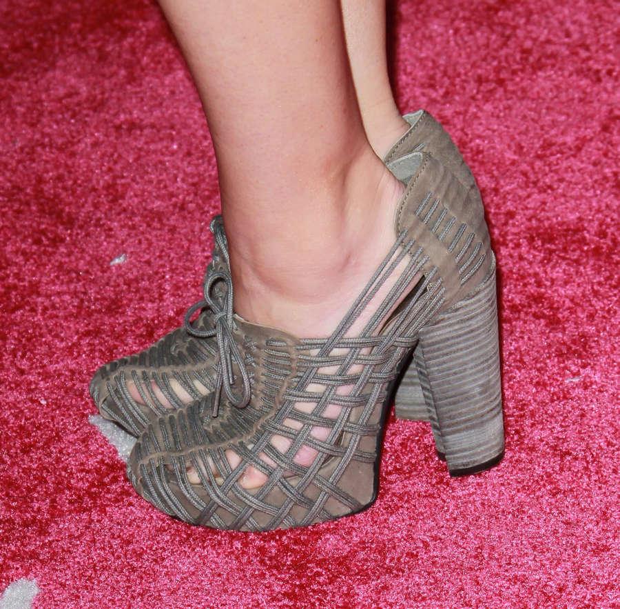 Holland Roden Feet