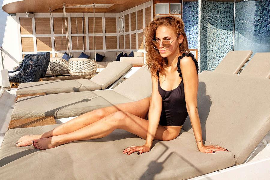 Elena Carriere Feet