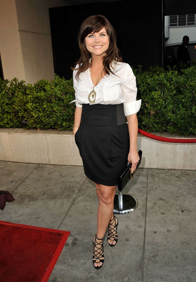 Tiffani Thiessen Feet