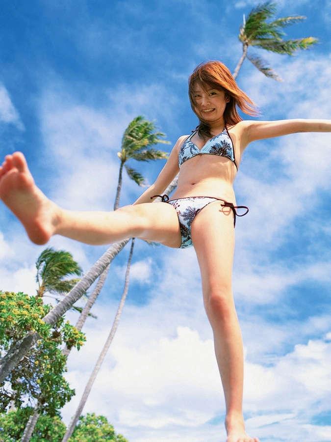 Chinami Ishizaka Feet