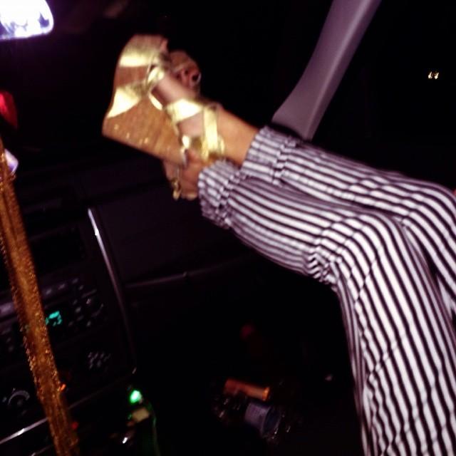Lexy Panterra Feet