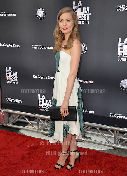 Willa Fitzgerald Feet