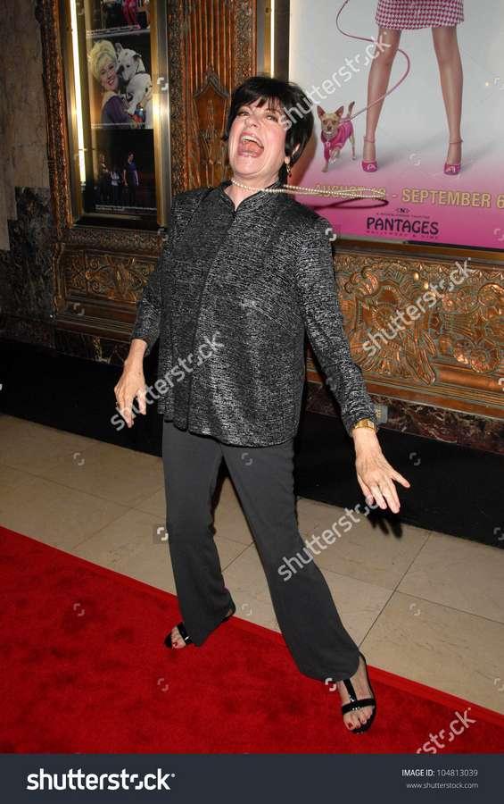 Jo Anne Worley Feet