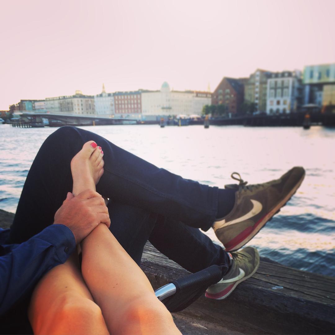 Malene Qvist Feet