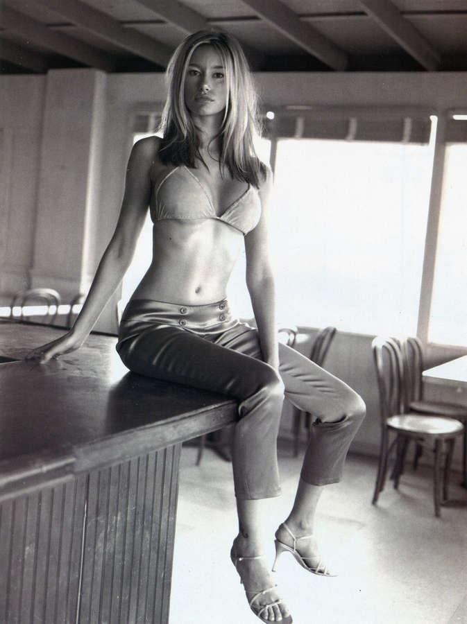Susan Holmes Feet