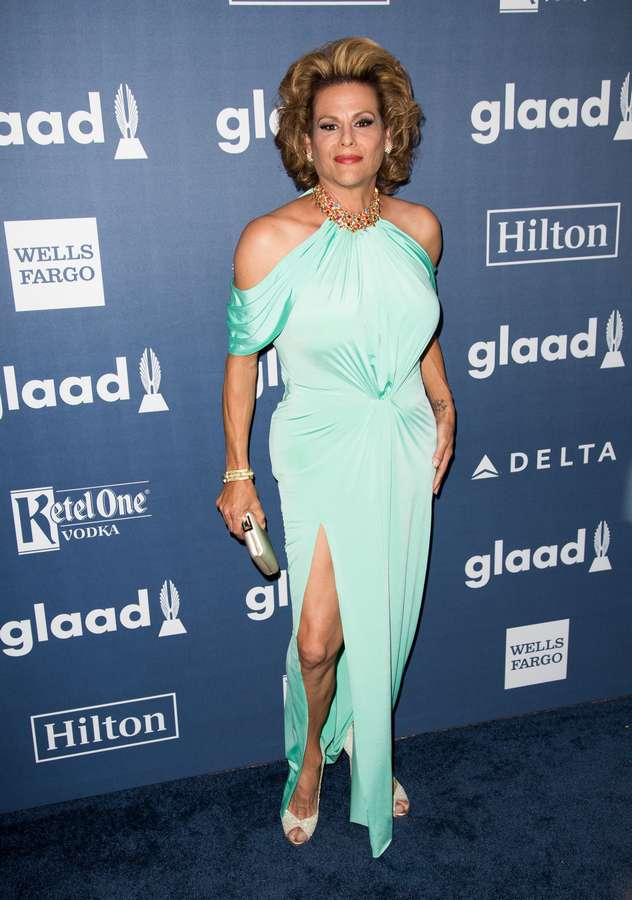Alexandra Billings Feet