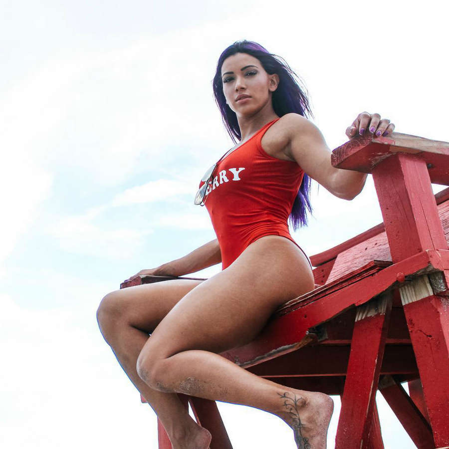 Gabi Castrovinci Feet
